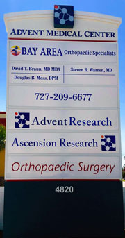 Bay Area Orthopaedic Specialists
